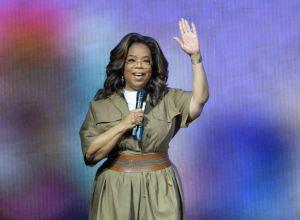 Oprah's 2020 Vision: Your Life in Focus Tour Kick Off In Sunrise, FL