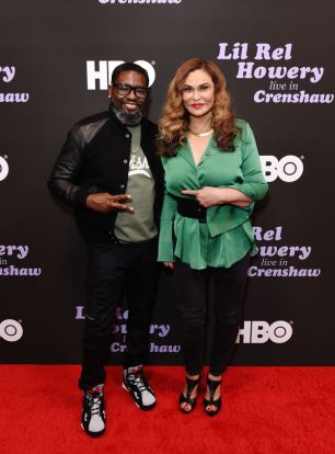 HBO Lil Rel Comedy Special Screening, Panel And Reception