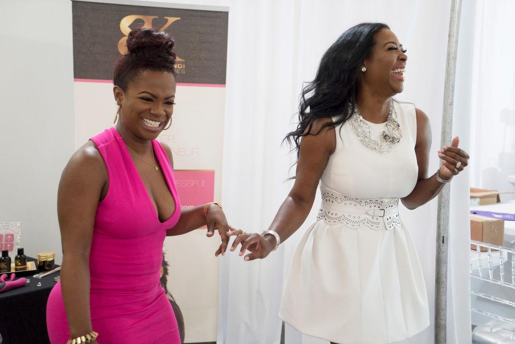 Kandi and Kenya Moore