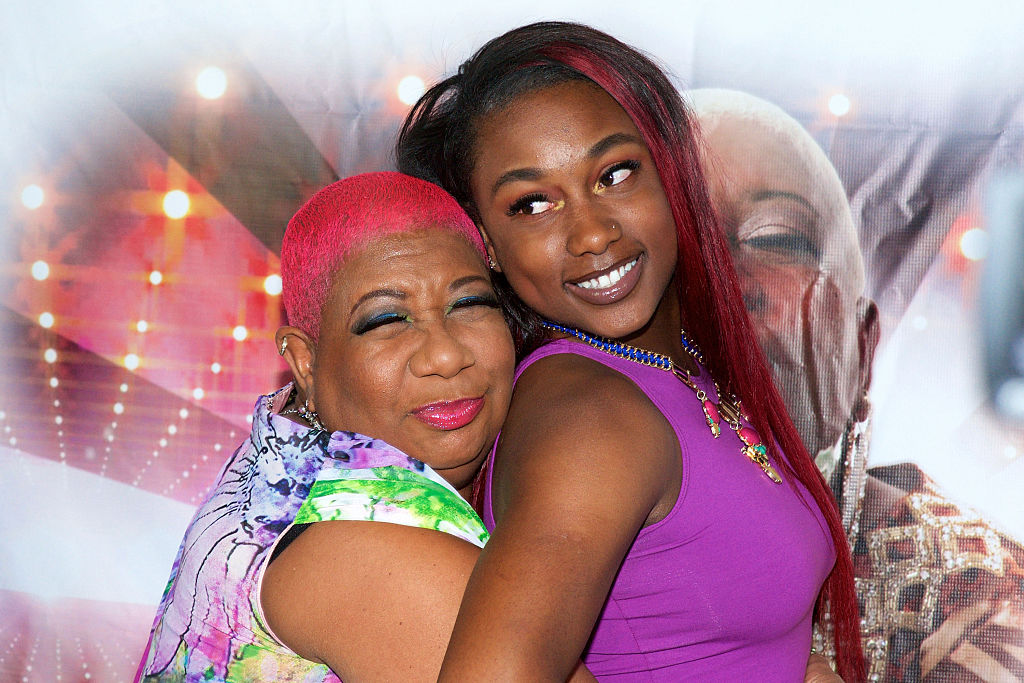 Photo of Luenell  & her Daughter  Da'Nelle Campbell