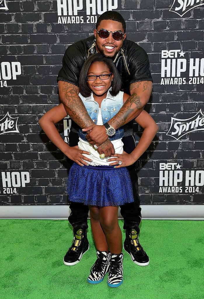 2014 BET Hip Hop Awards - Arrivals