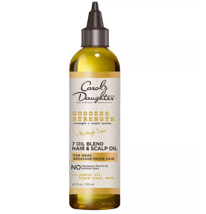 Carol's Daughter Goddess Strength Hair & Scalp Oil