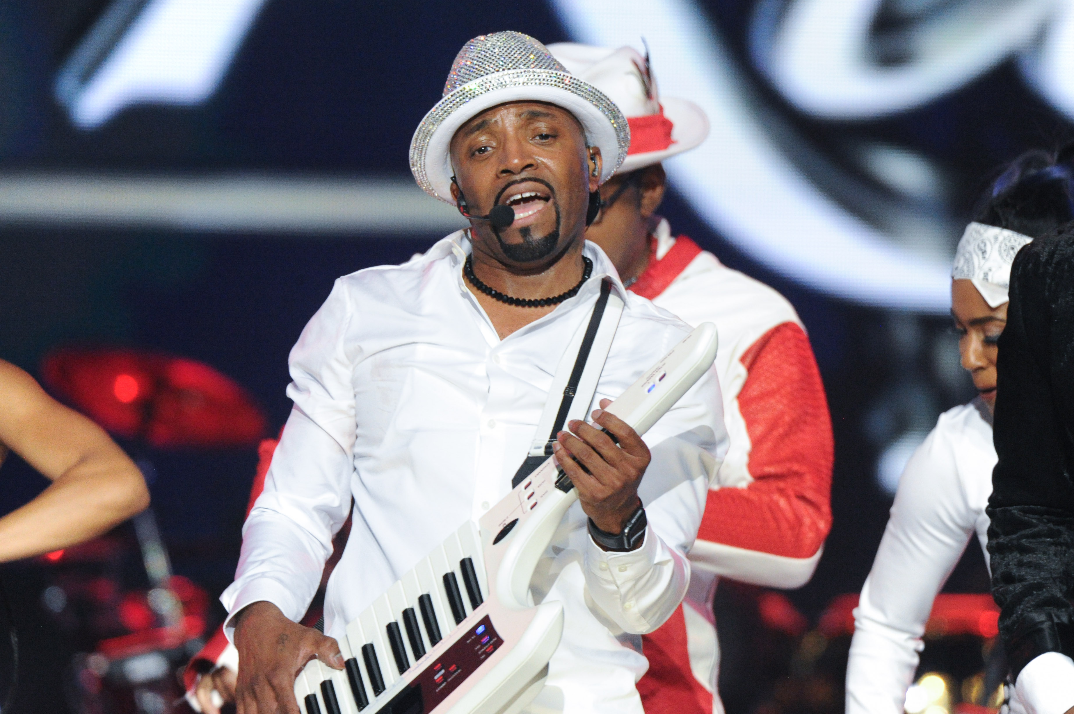 2016 Soul Train Music Awards at The Orleans Arena - Performances and Show