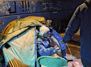 homeless coronavirus