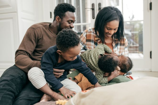 Authentic parenting and little kids