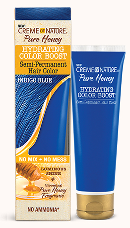 PURE HONEY HYDRATING COLOR BOOST Semi-Permanent Hair Color