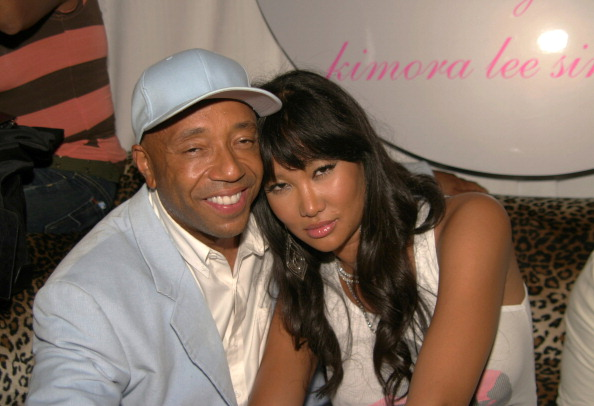Olympus Fashion Week Spring 2005 - Baby Phat - After Party