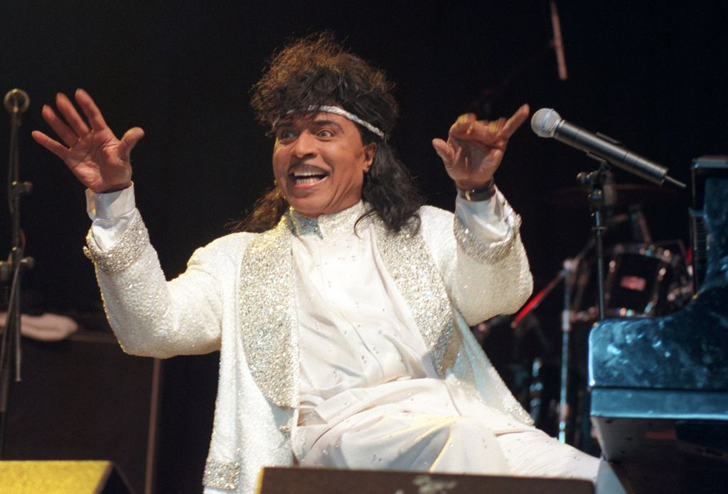 King of Rock'n'Roll Little Richard in Essen