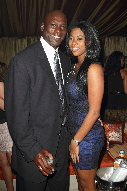 Michael Jordan daughter