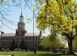 WASHINGTON, DC - APRIL 15: Howard University is a federally ch