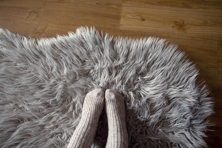 why no shoes in house