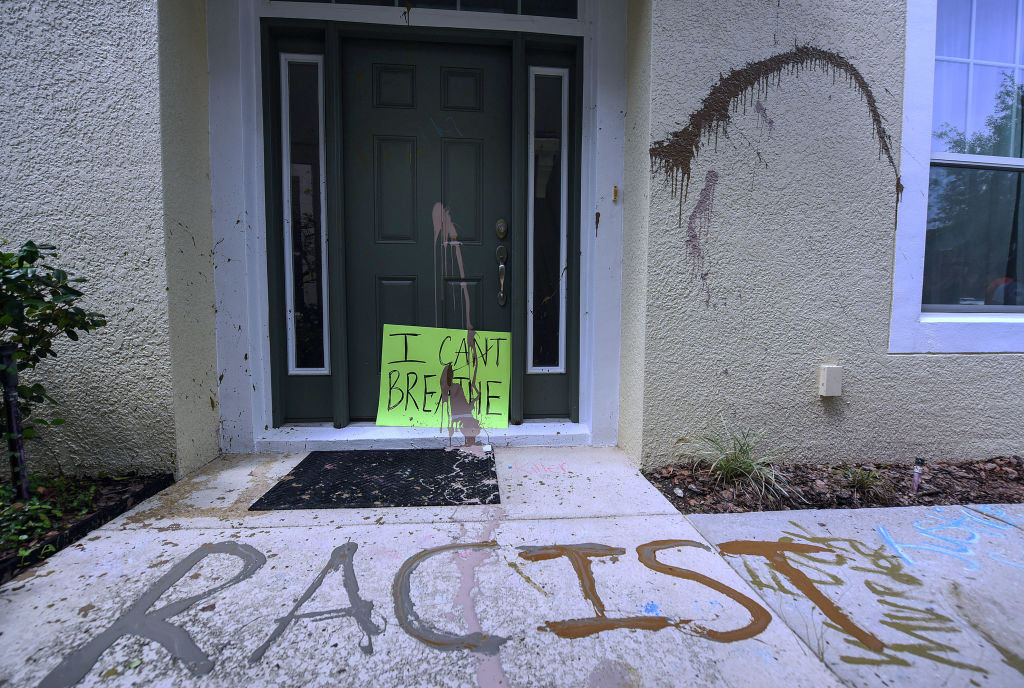 A home owned by Derek Chauvin, the Minneapolis police...