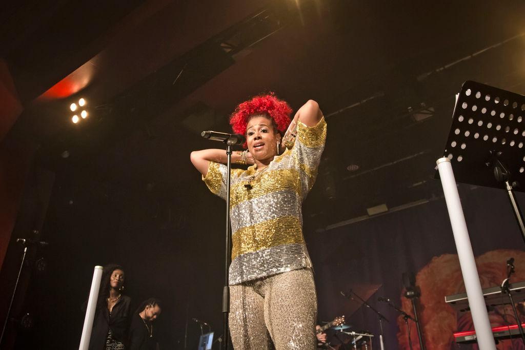 Kelis Performs In Berlin