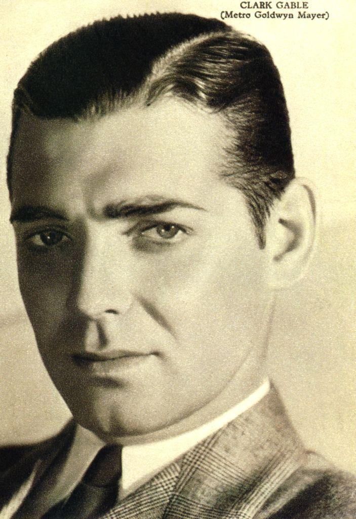 Postcard '900. Clark Gable