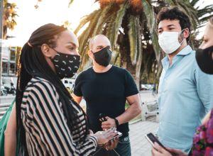 masks and coronavirus
