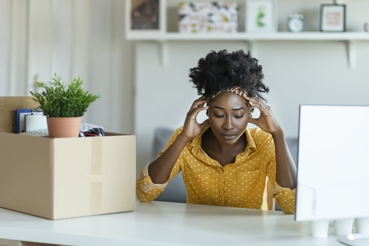 rebound from toxic work environment