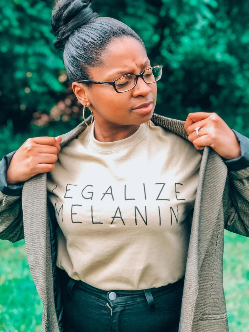 Legalize Melanin
