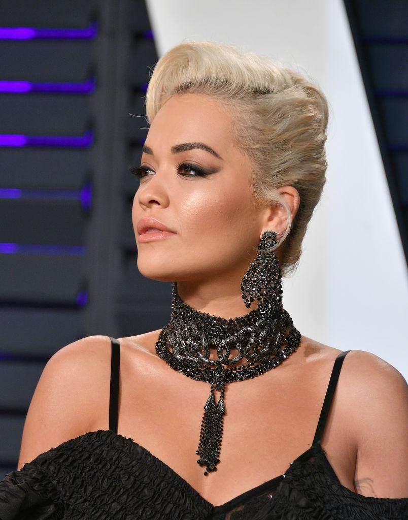 Twitter Just Realized Rita Ora Isn T Black Madamenoire