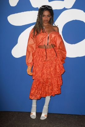 Kenzo : Front Row - Paris Fashion Week - Menswear Spring/Summer 2020