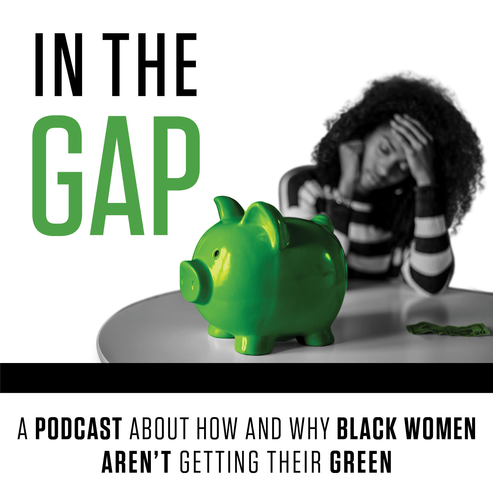 In The Gap Podcast art