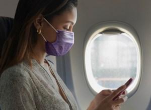 coronavirus and air travel