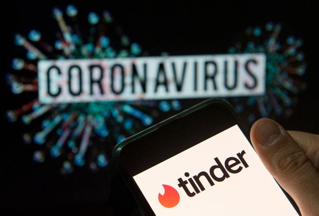 coronavirus online dating