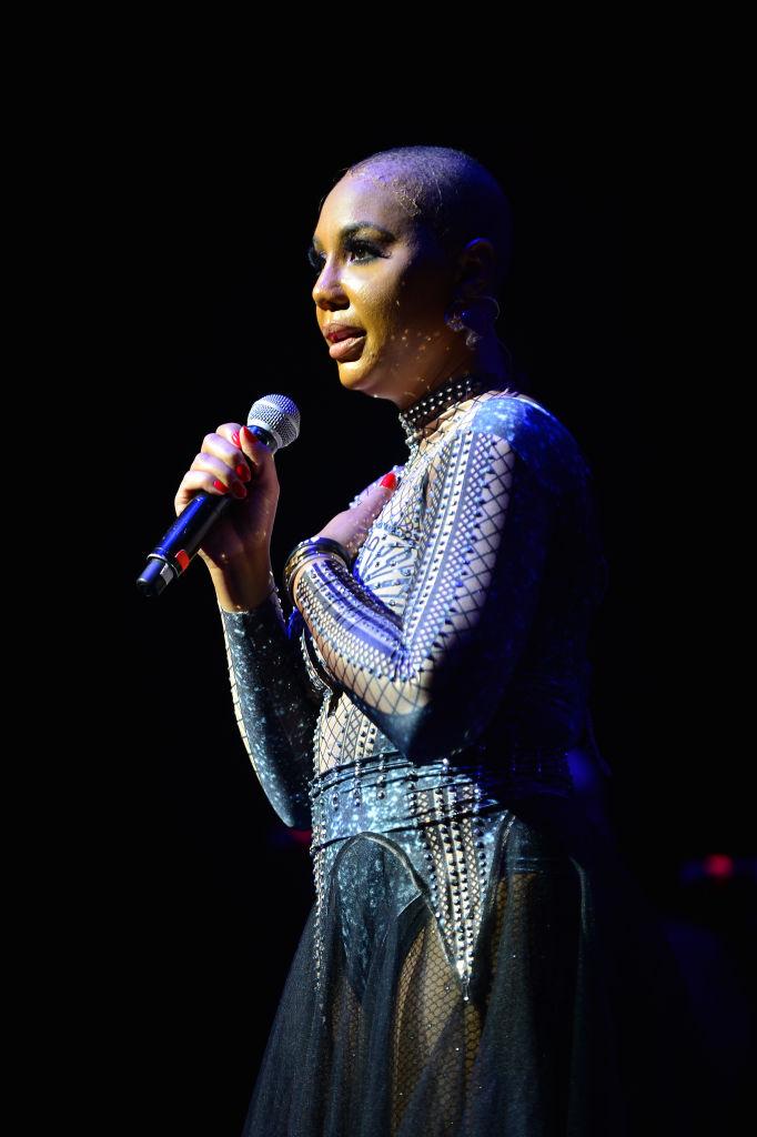 Tamar Braxton show