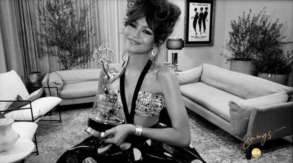 Zendaya Emmys