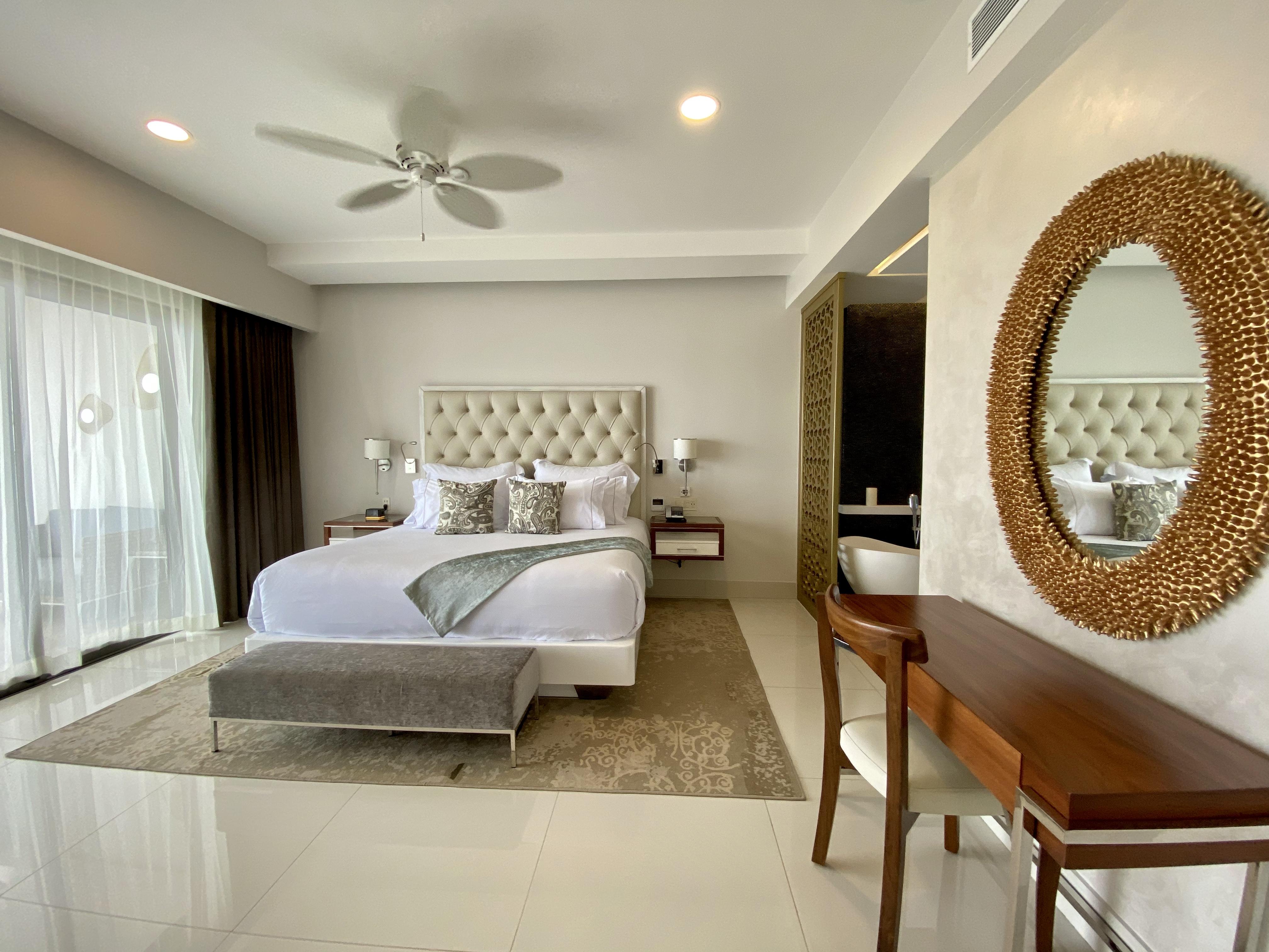 Garza Blanca Bedroom