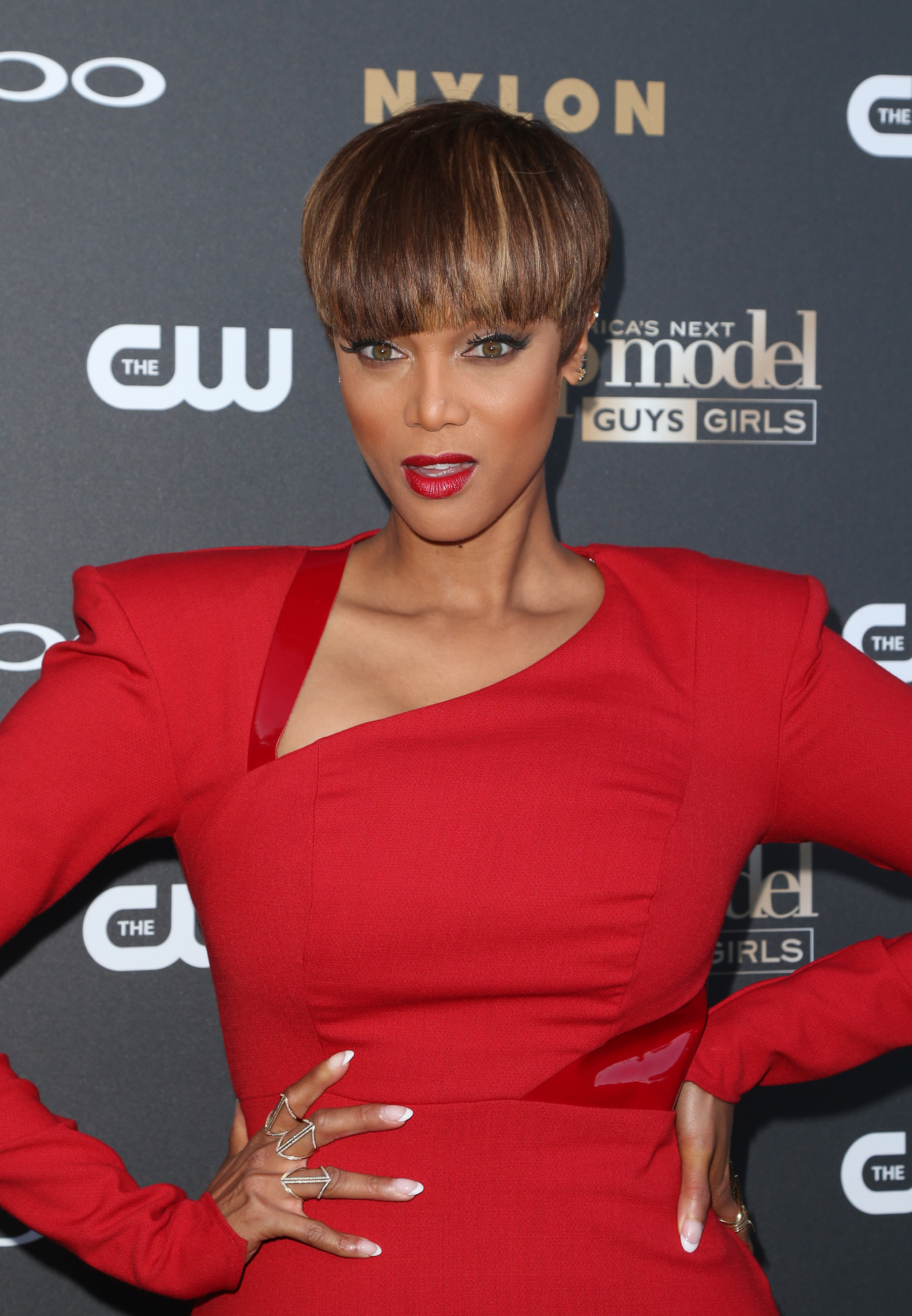 """""""America's Next Top Model"""" Cycle 22 Premiere Party Presented By OPPO And NYLON"""