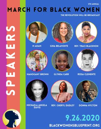 March 4 Black Women