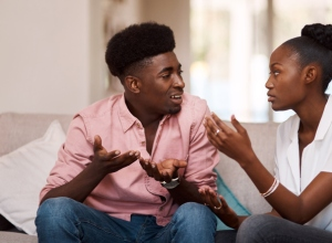 Why are we always arguing?