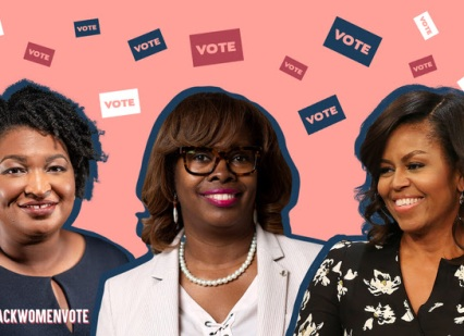 #WhenBlackWomenVote Feature Images
