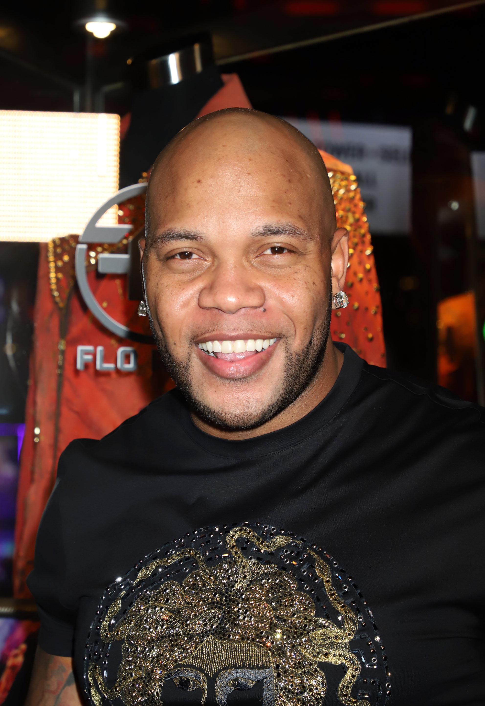 Flo Rida unveils personalized memorabilia case at Hard Rock Hotel & Casino Las Vegas
