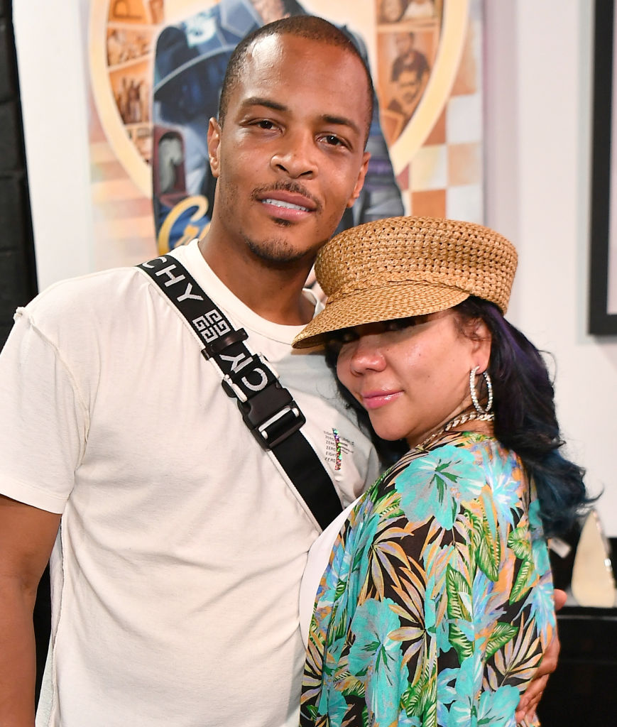 T.I. wife
