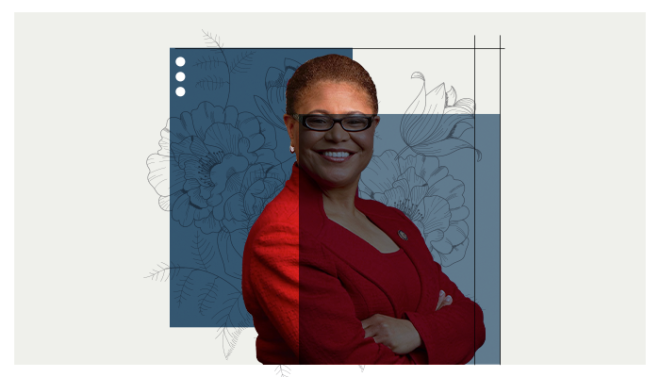 Women to Know 2020, Karen Bass