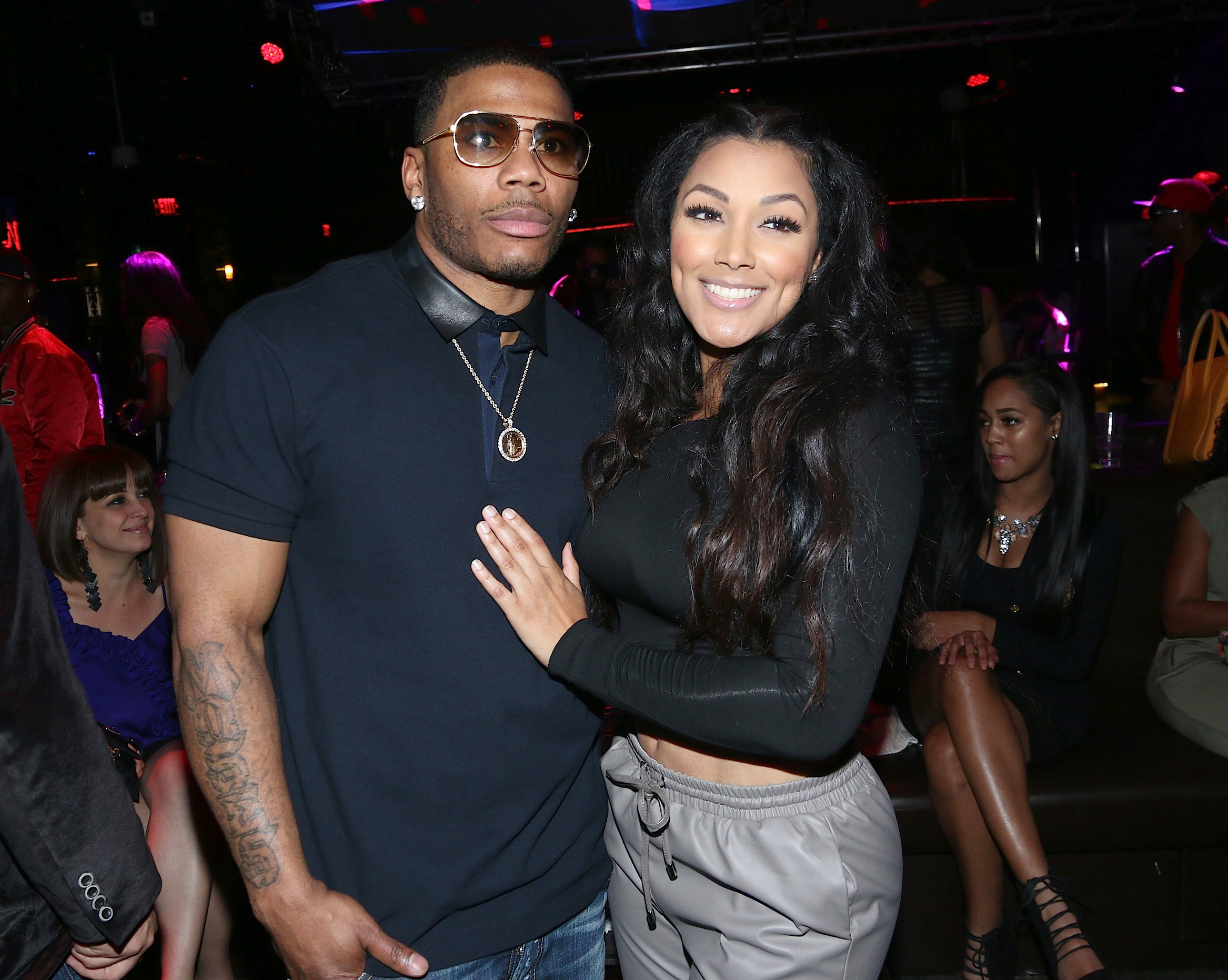 nelly and shantel