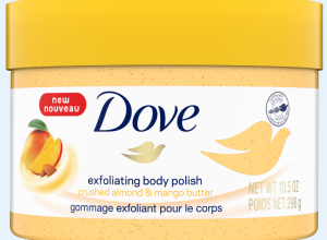Dove Glowing Mango collection