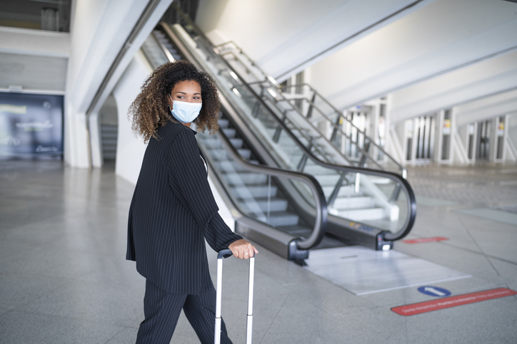 air travel during the pandemic