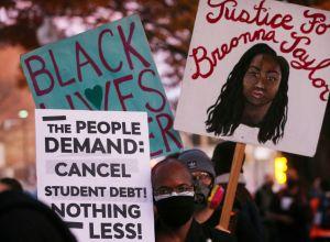 Stop Trump's Racist Voter Suppression! Protest In Boston