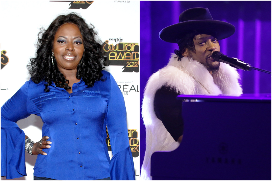 Angie Stone D'Angelo