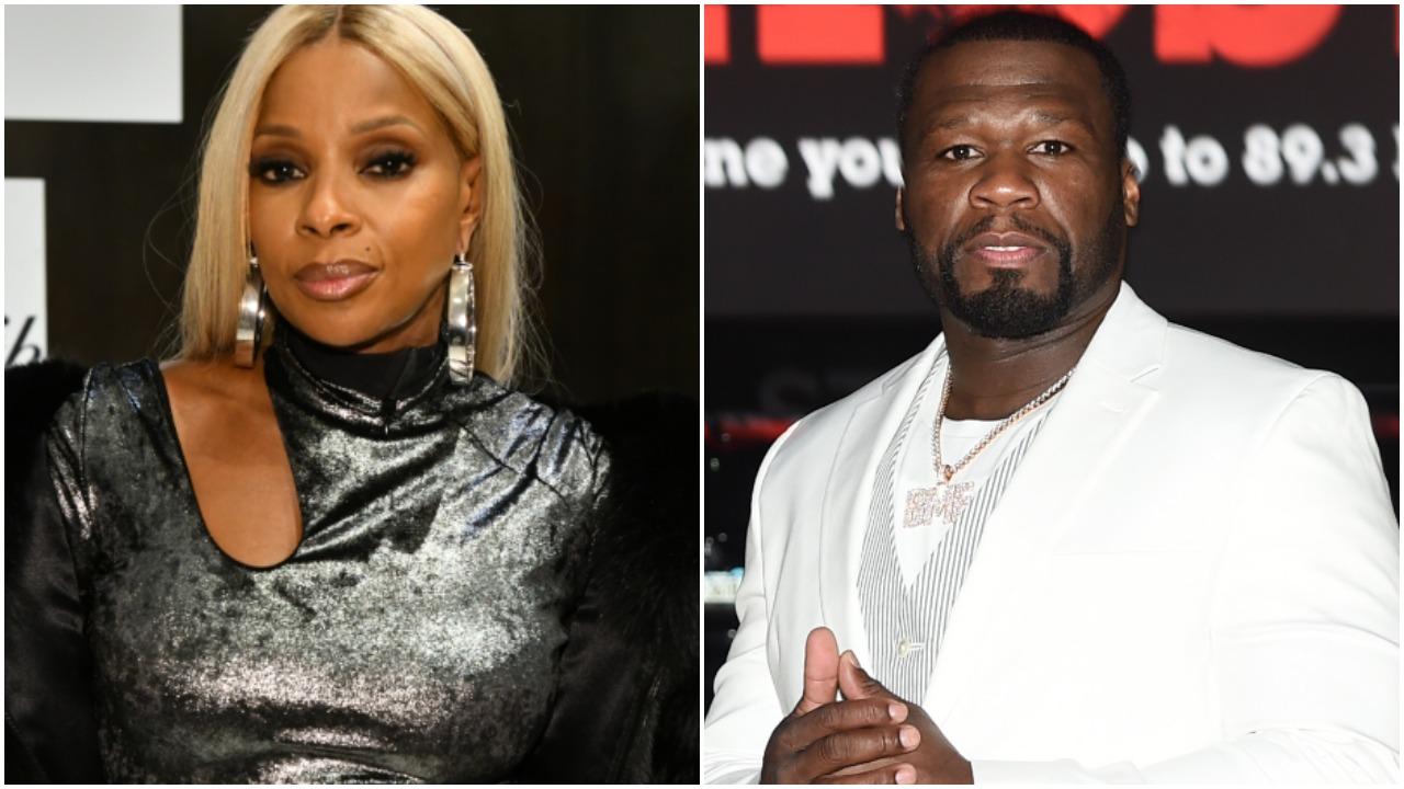 Mary J. Blige, 50 Cent