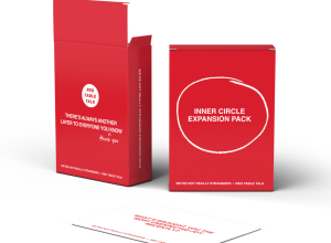 We're Not Really Strangers x Red Table Talk Inner Circle Expansion Pack