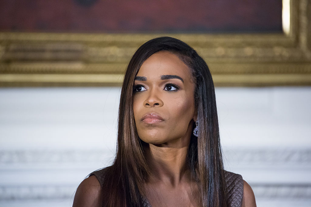 Michelle Obama Hosts Musical Workshop At The White House