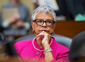 Rep. Bonnie Watson Coleman at Planned Parenthood Hearing