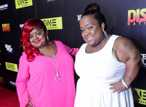 Ms. Juicy and Ms. Minnie Ross