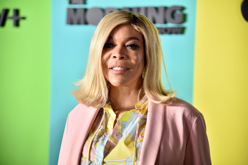 """Wendy Williams at Apple TV+'s """"The Morning Show"""" World Premiere"""