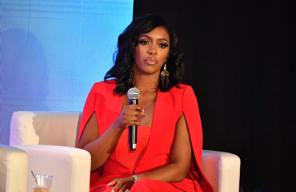 Porsha Williams at the 2019 A3C Festival & Conference