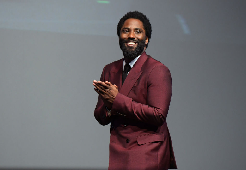 John David Washington for the 34th Santa Barbara International Film Festival -Virtuosos Award Presented By UGG