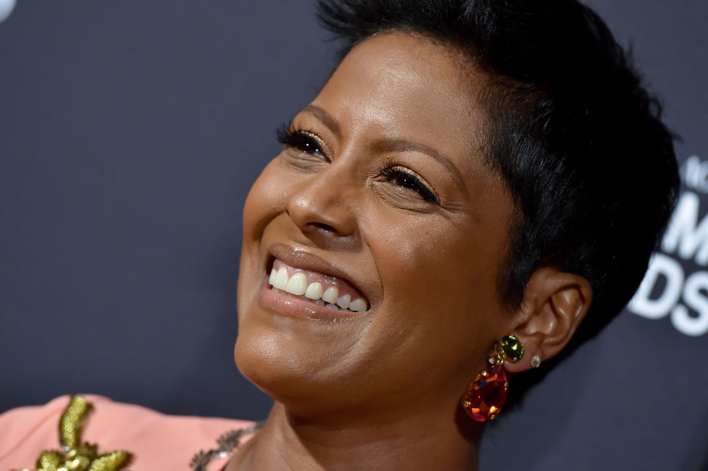 """Tamron Hall at Pre-GRAMMY Gala and GRAMMY Salute to Industry Icons Honoring Sean """"Diddy"""" Combs - Arrivals"""